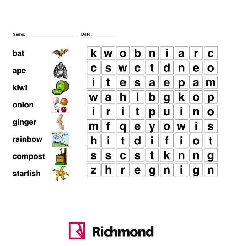 14 best Puzzles-Super Teacher Worksheets images on
