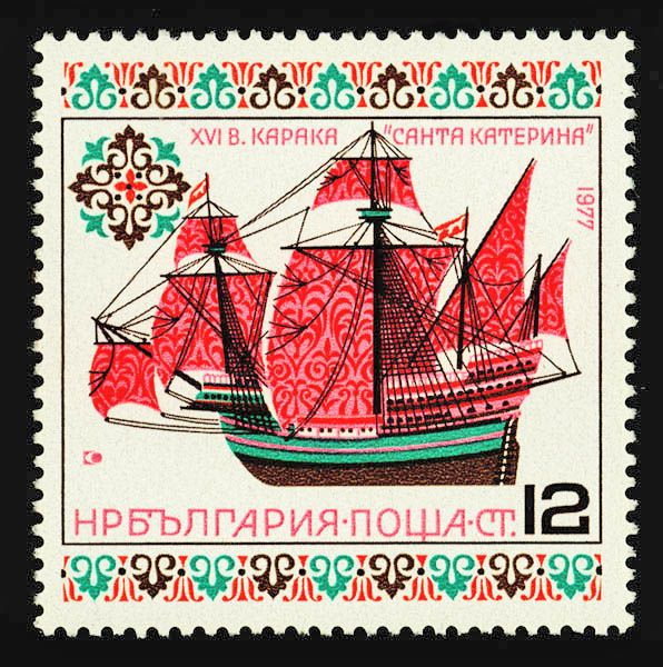 Os selos de Stefan Kanchev