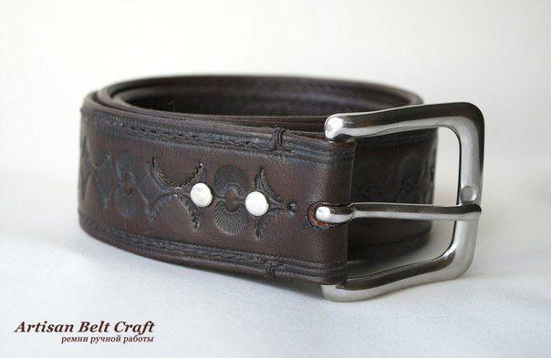 Artisan Belt Craft: ремни ручной работы