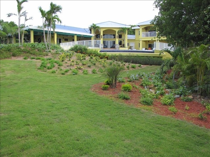 Plan on staying here sometime!  Villa vacation rental in Cabes Point from VRBO.com! #vacation #rental #travel #vrbo
