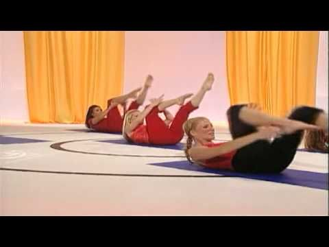Método Pilates - Especial Abdominales (Parte 1) [CD2]