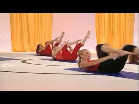 Ejercicios de pilates: Conseguir un vientre plano - Blog Vitalfy