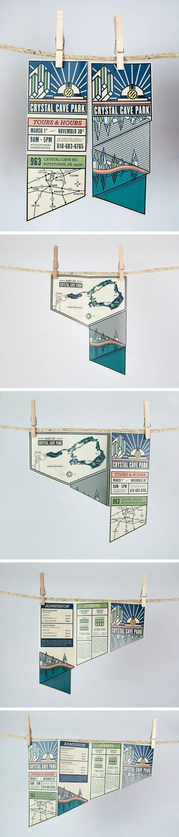 Les brochures et catalogues avec un design original ! - Inspiration graphique #7   BlogDuWebdesign