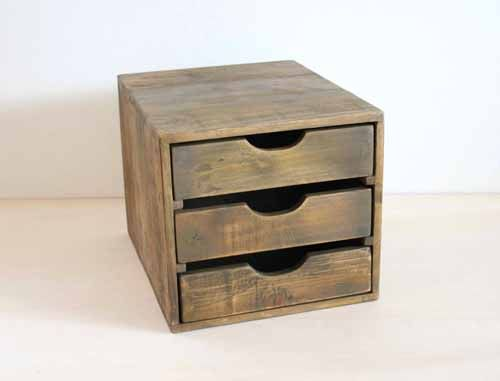 premium selection 004f0 7fa36 fiscu: Double-sided chest drawers both sides Drawer small ...