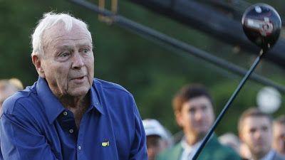 Florence's Blog: So Sad...US golf legend Arnold Palmer dies at 87