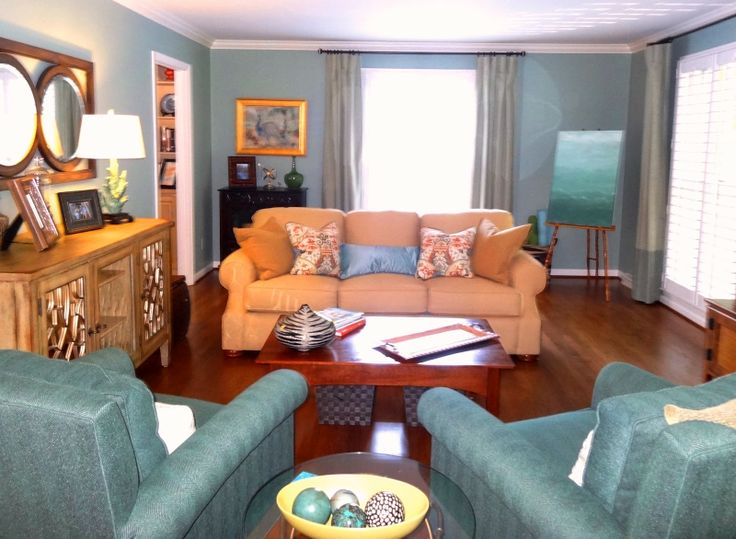 17 Best Images About Narrow Living Room On Pinterest Teal Sofa TVs And Liv