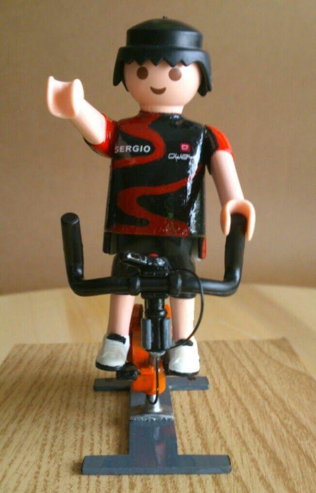 Ciclo indoor Playmobil