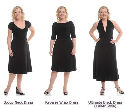 Time to frock up and embrace your body shape