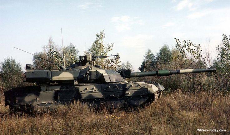T-84 Yatagan Ukrainian MBT