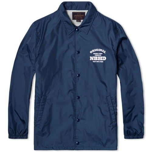 Neighborhood Brooks Jacket (Navy)