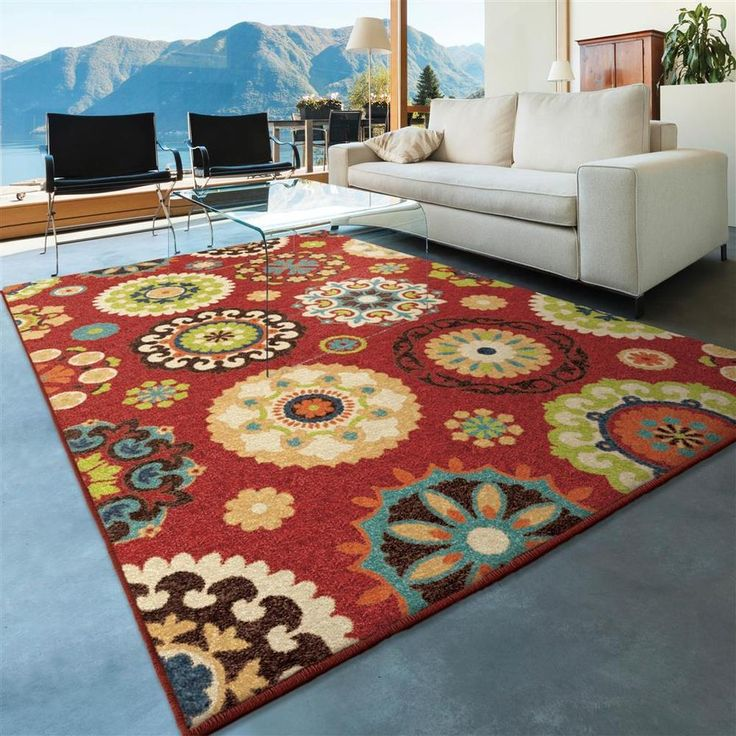 Buying an #arearug is a fantastic way to add color, warmth and comfort to any room or office space, as well as gain some of the benefits of #carpet. #Rugs