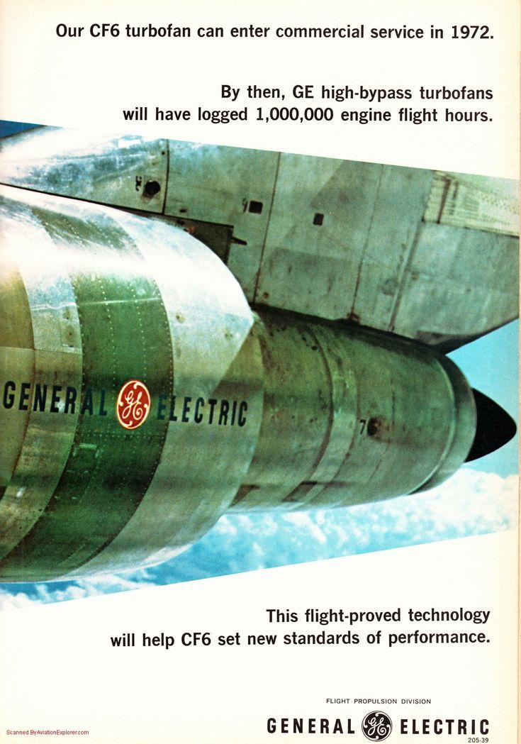 GE Turbofans Engines
