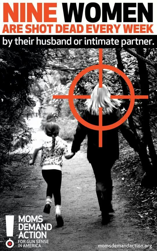 Domestic violence and guns