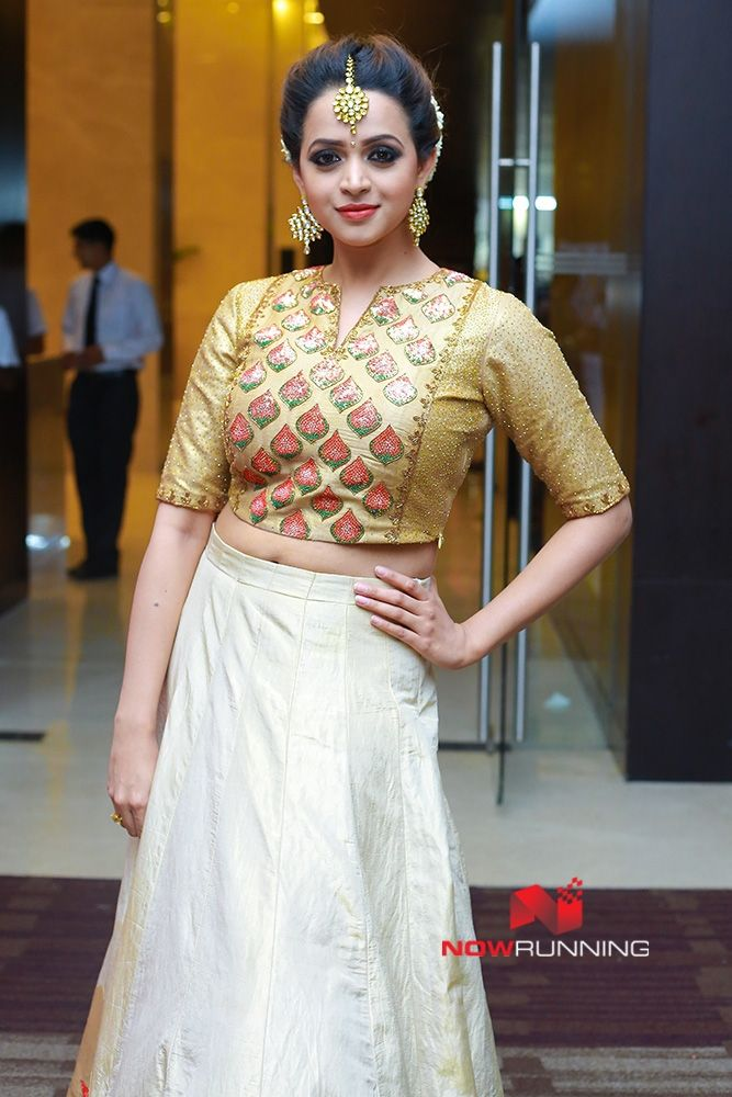 Bhavana at Kerala Fashion League 2016