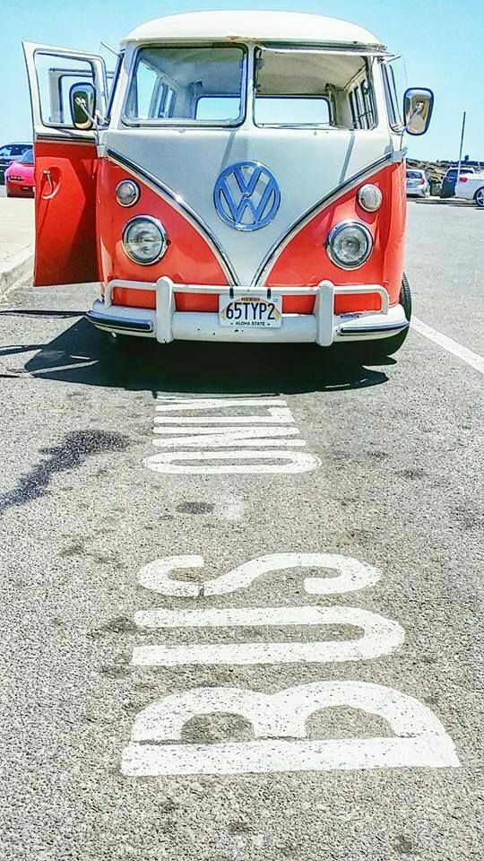 Bus Only ~ vw bus ☮ Pinned by http://seowpb.com/author/samlee561/