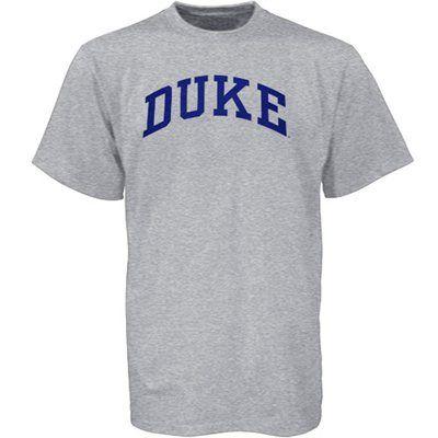 Duke Blue Devils Ash Arched T-shirt