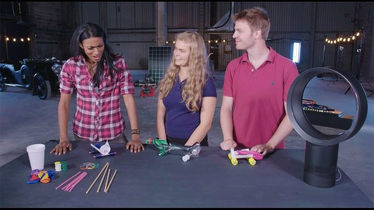 Shini Somara explores the science behind the balloon car challenge activity for children #STEM