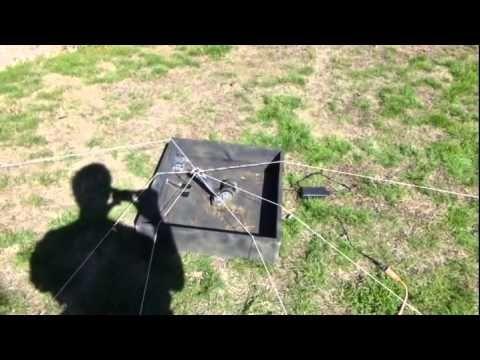 halloween props using 1 wiper motor - full video - YouTube