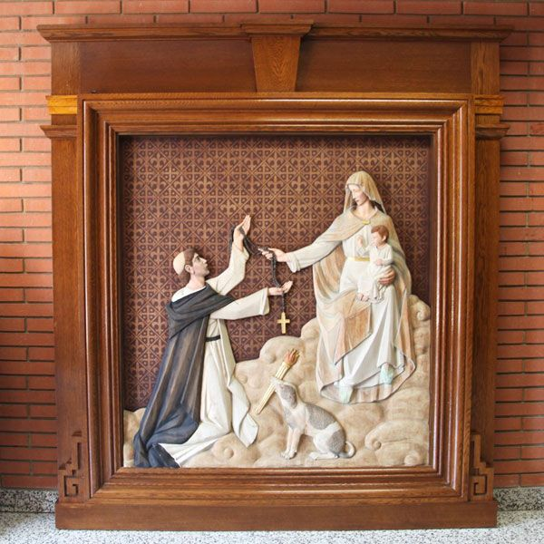 Novena to St. Dominic | Aquinas College – Nashville, Tennessee