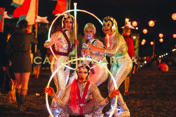 Disco diva hula hoopers. Disco themed entertainment to hire across the UK - hit the dance floor... www.calmerkarma.co.uk Tel:  0203 602 9540