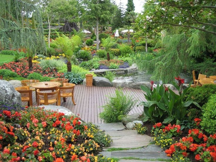 Planning on transforming your backyard into a beautiful garden? DaySpring Landscape & Stone Creations can help you.https://goo.gl/fniOjB #Retaining_Walls_Rockwall #Cedar_Structures