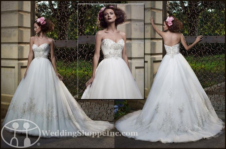 My Wedding Chat » Blog Archive Shop the new Spring 2012 Casablanca Bridal Gowns now at Wedding Shoppe Inc.