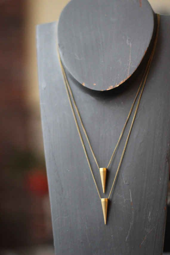 Pendulum Pendant Set, $38   28 Pieces Of Jewelry That Look More Expensive Than They Are