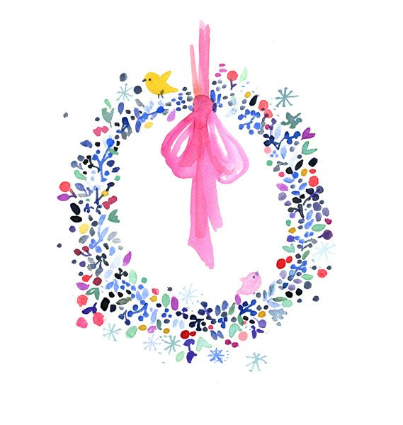 wreath1 by miss Capricho, via Flickr