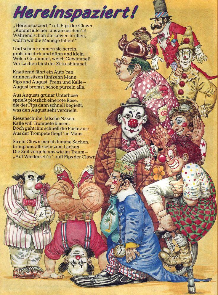 #geschichte #fasching #kindergarten #erzieher #erzieherin #clown #kita