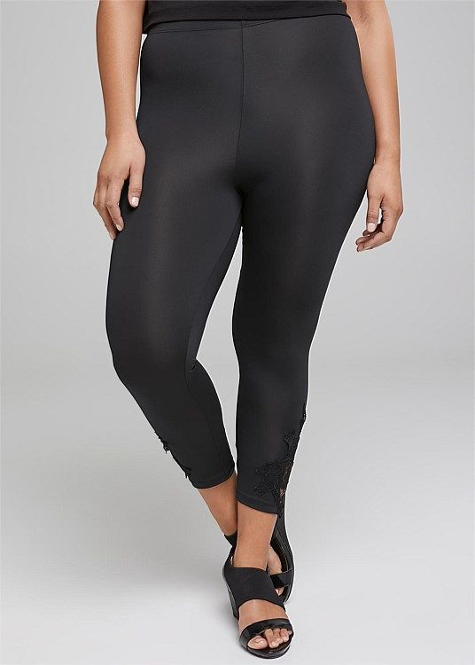 Plus Size Women's Leggings Online in Australia - WILD ROSE LEGGINGS