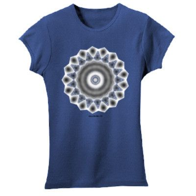 "Ethical Fashion T Shirts for Girls by Salamanda Co -""Mandala"" - Salamanda Co"