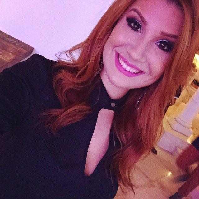 gd chrome hearts Bianca Andrade Boca Rosa blog makeup ruiva delineador