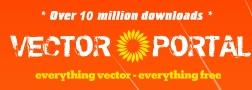 Vector Portal - free stock vectors