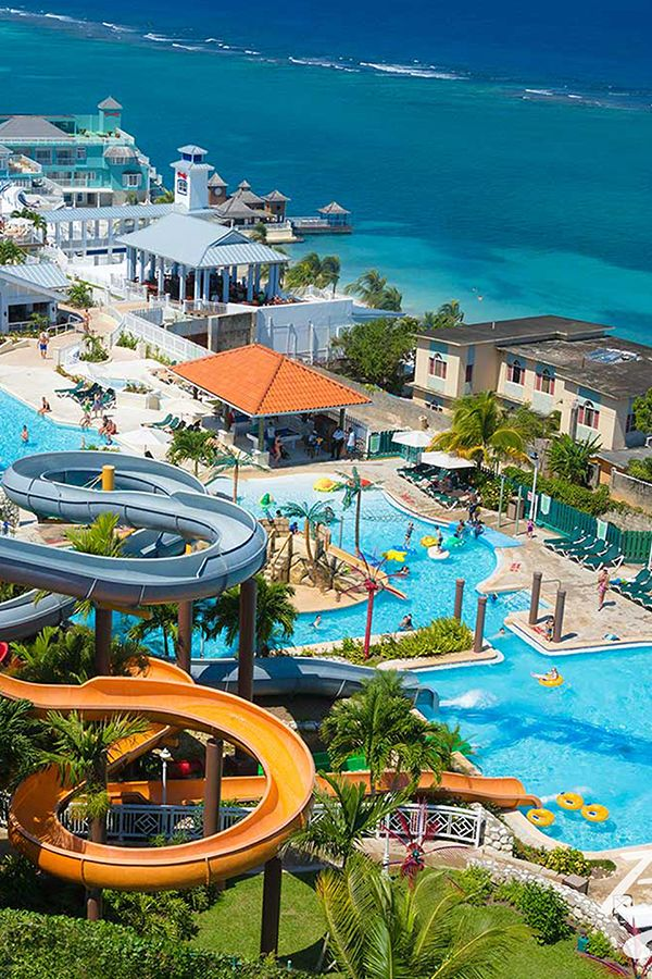 Only Beaches Has The Biggest Waterparks In The Caribbean Where Kids Of All Ages Will Ha Inclusive Family Vacations All Inclusive Family Resorts Family Resorts