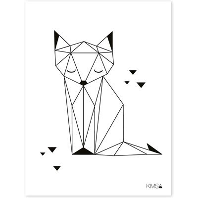 les 25 meilleures id es de la cat gorie origami renard sur pinterest origami fox origami et. Black Bedroom Furniture Sets. Home Design Ideas