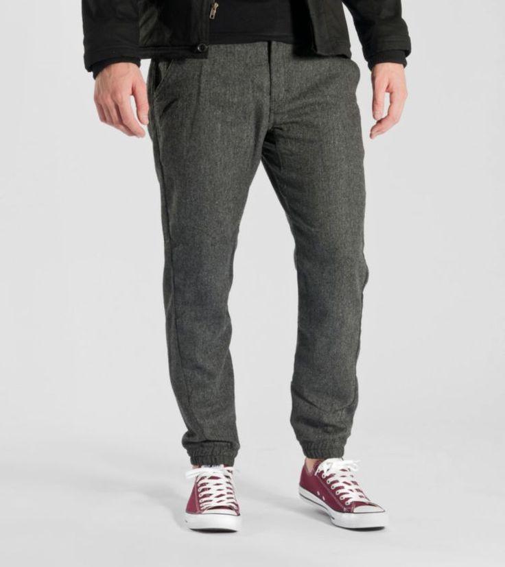 Cuffed Jeans Mens
