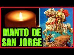 Oración de alto poder Milagroso a San Jorge para atraer buena suerte en todo lo que Emprendas - YouTube