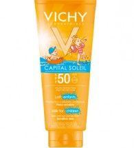 Vichy Capital Soleil SPF50 Lait για παιδιά 300ml