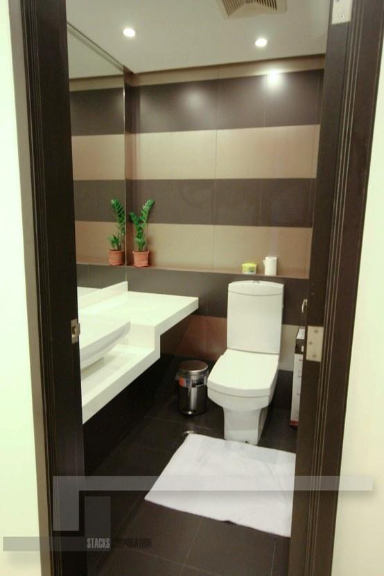 Interior Design Toilet   Que Residence. Condo DecoratingKitchen ...