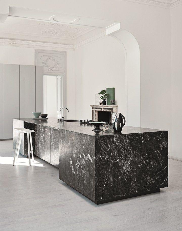 Marmo Grey Saint Laurent_Laccato Cenere