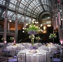 Ronald Reagan building of international trade center in DC--- this is where i want my reception to be!!!