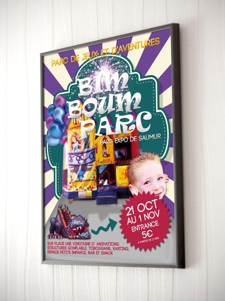Bim Boum Parc Flyer