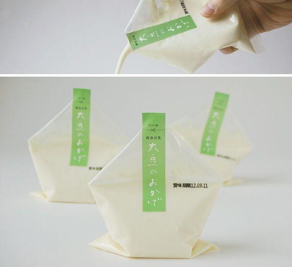 朝倉豆乳 大豆のおかげ