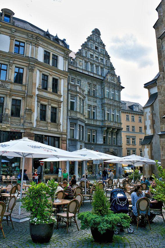 Streets of Leipzig