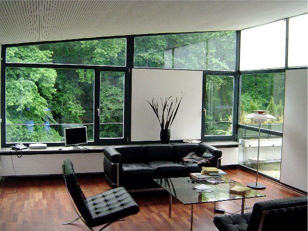 Eternithaus by Paul Baumgarten. Hansaviertel, Berlin (interior)