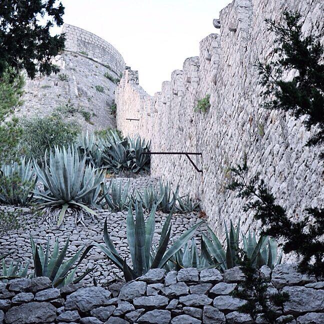 Hvar fortress, Dalmatia, Croatia