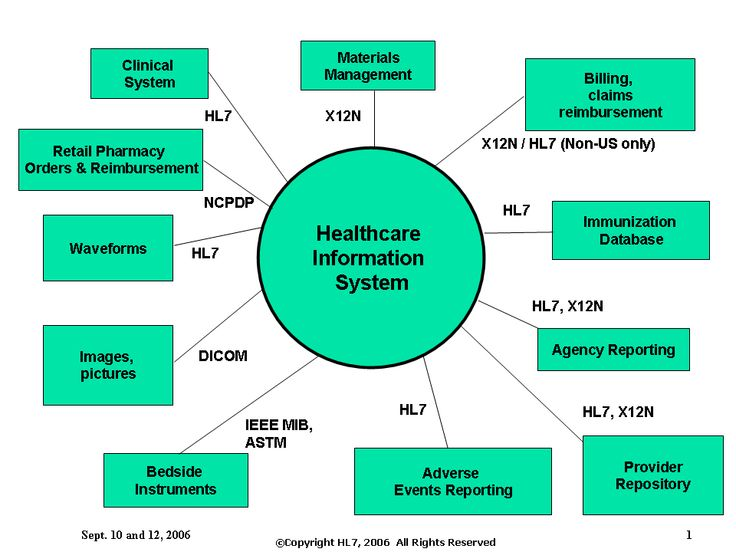 healthcare information system the evolution Evolution of health informatics above is the a brief chronology of how hi began its roots in future, all health information system could one day be connected.