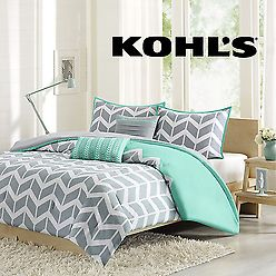 Kohls | Today Only | Extra 30% Off Select Bedding + Extra 15% Off