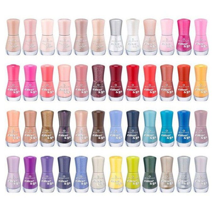 Details About Essence Nail Polish