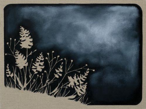 "Hannu Palosuo, olio su tela, ""My life was a burning illusion"", olio su tela, 60x80 cm .jpg"